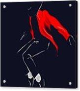 Keep Dancing Acrylic Print by Jeremy Alexander