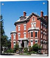 Kehoe House Acrylic Print