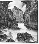 Kehole Arch Acrylic Print