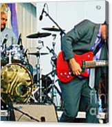 Keller Williams With More Than A Little Thirteen Acrylic Print