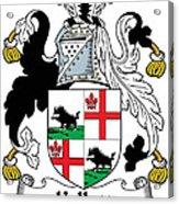 Kellett Coat Of Arms Irish Acrylic Print