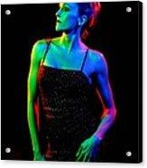 Kellierainbow-11 Acrylic Print