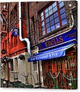 Kells Irish Restaurant And Pub - Seattle Washington Acrylic Print
