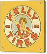 Kelly Tires  Acrylic Print