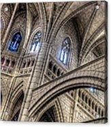 Ken Follets Cathedral No2 Acrylic Print