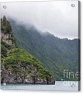 Kenai Fjords Alaska Acrylic Print