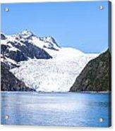 Aialik Glacier Acrylic Print