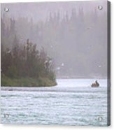 Kenai Acrylic Print by Ron Day