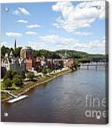 Kennebec River Acrylic Print