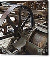 Kennecott Copper Mill Acrylic Print
