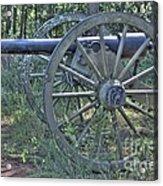 Kennesaw Cannon 4 Acrylic Print
