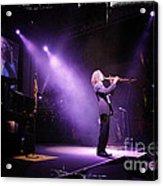 Kenny G Live Acrylic Print