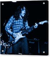 Kent #136 In Blue Acrylic Print