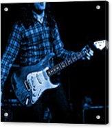 Kent #50 In Blue Acrylic Print