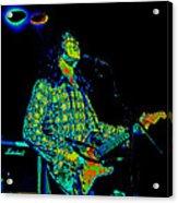 Kent #69 Enhanced In Cosmicolors 2 Acrylic Print