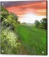 Kent Between Storms Acrylic Print