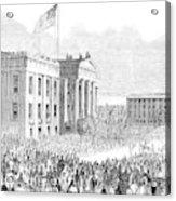 Kentucky Louisville, 1861 Acrylic Print