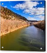 Kentucky River Palisades Acrylic Print