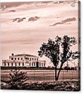 Kentucky - United States Bullion Depository Fort Knox Acrylic Print