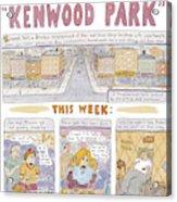 Kenwood Park Acrylic Print