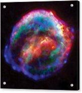 Kepler S Supernova Acrylic Print
