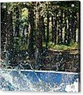 Ker Splash  Acrylic Print