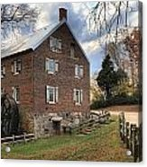 Kerr Mill Panorama Acrylic Print