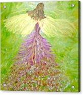 Kerry Angel  Acrylic Print