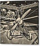 Kettering Aerial Torpedo Bug Acrylic Print