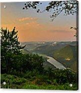 Kettle Creek Vista Acrylic Print