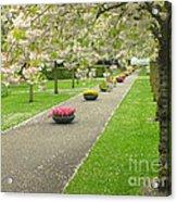 Keukenhof Gardens 32 Acrylic Print