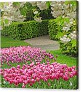 Keukenhof Gardens 35 Acrylic Print