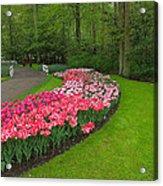 Keukenhof Gardens 51 Acrylic Print
