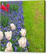 Keukenhof Gardens 55 Acrylic Print