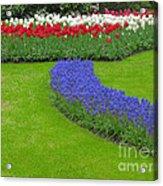 Keukenhof Gardens 62 Acrylic Print