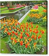 Keukenhof Gardens 70 Acrylic Print