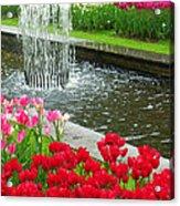 Keukenhof Gardens 71 Acrylic Print