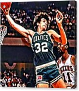 Kevin Mchale Acrylic Print