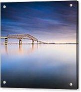 Key Bridge 2014 Acrylic Print