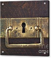 Key Hole Acrylic Print