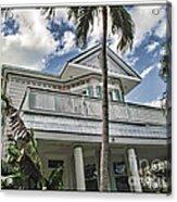 Key West Dreaming Acrylic Print