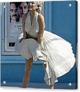 Key West Marilyn Acrylic Print