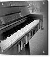 Keys 1 Acrylic Print by Frederico Borges
