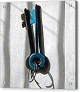 Keys Please Acrylic Print