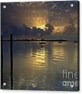 Keys Sunset IIi Acrylic Print