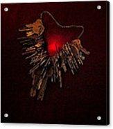 Keys To My Chained Heart Acrylic Print