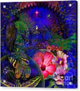 Solar Paradise Acrylic Print