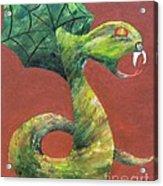 Khiel...the Snake Acrylic Print
