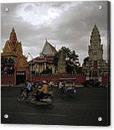 Khmer Life Acrylic Print
