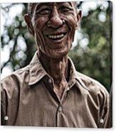Khmer Peasant Acrylic Print